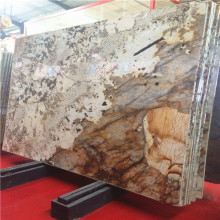 High quality calacatta gold marble slab for floor