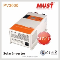 Mamufacturer price high quality off grid 12v 24v 48v 220v solar panel solar power inverter with MPPT40A solar controller