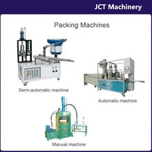 machine for making flexible tile adhesive