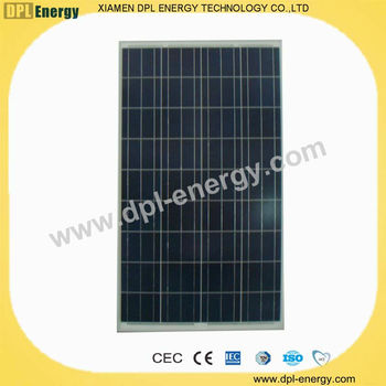 DPL-100W poly solar thermal