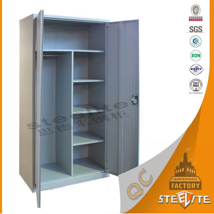 Furniture Cheap Assembled Waterproof Clothing Bedroom Wall Cabinet ...