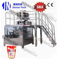 Automatic Sugar Stick Packing Machine for Stand-up pouch
