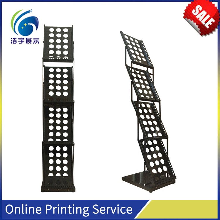 Promotional Suzhou Factory Price Pamphlet Display Racks