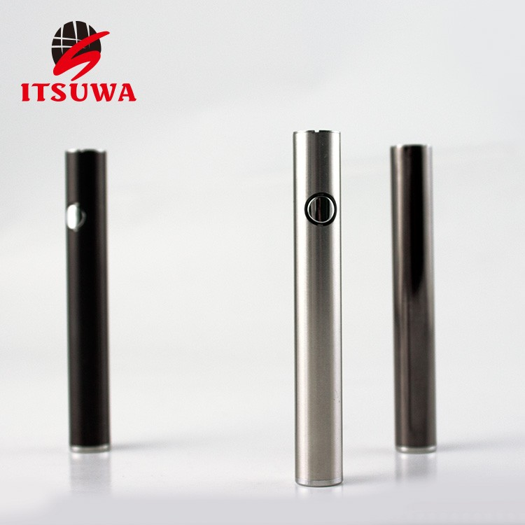 Itsuwa Latest 380mAh CBD Cartridge Vape Pen 510 Esmart Battery