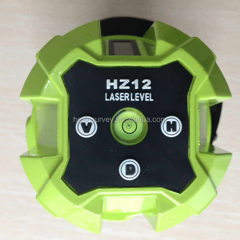 green laser level 1V 1H 1 plumb down laser dot