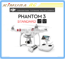 DJI Phantom 3 Standard Drone with 2.7K 12 Megapixel HD Camera RC GPS FPV professional photography Quadcopter helicopter