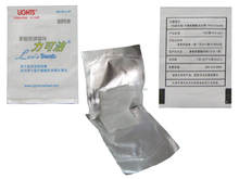 disposable 2% chlorhexidine gluconate and 70% isopropyl alcohol pad