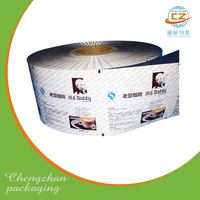 Wholesale cellulose laminated film roll