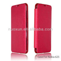 2013 new arrival useful wallet phone case for Nokia625