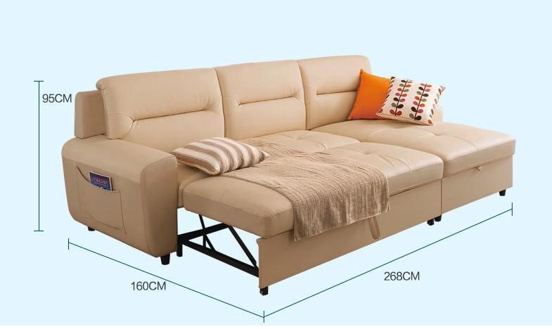 Latest Style Leather Corner Sofa Bed Multifunctional Sofa  : HTB1vD4DHFXXXXcFXFXXq6xXFXXXV from www.alibaba.com size 785 x 468 jpeg 60kB