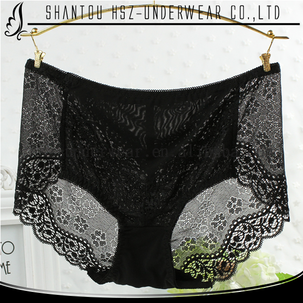 2015 High quality woman underwear wholesale sexy sexy transparent underwear female briefs underwear cute black girls in panties