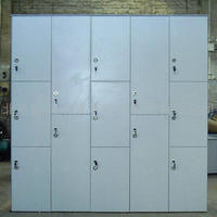 Hot selling hpl board school locker with low price