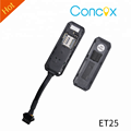 GPS Tracker Vehicle Tracking ET25 With SOS Alarm