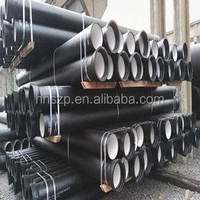 shandong saint gobain custom high pressure ductile iron pipe fittings