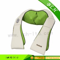 2016 best Selling kneading shoulder care massager heated function for health care China factory