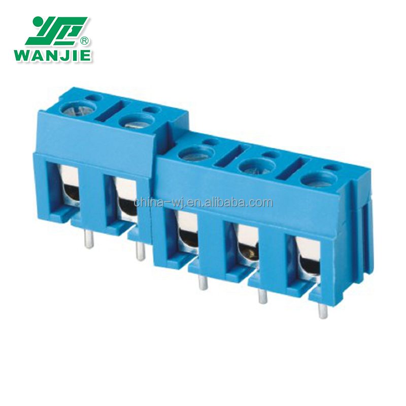 Factory directly Skillful manufacture insulated terminal block