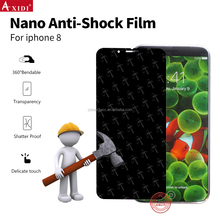 Wholesale Price anti shock hammer screen protector for iphone 8 invisible shield
