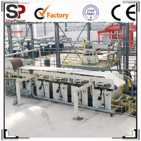 Fiber Cement Board Production Line,equipment for the production of board,switch board machine!pvc board production line!
