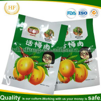 2016 hot sale laminated aluminum foil bag for dry fruit packaging