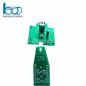PCBA solar charge controller Surface-mount technology