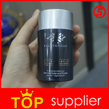 China Cosmetic factory fully hair loss concealer best natural hair building fibers OEM