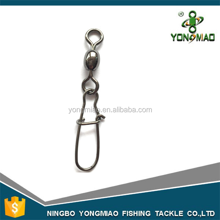 High quality crane swivel and nice snap chinese fishing tackle