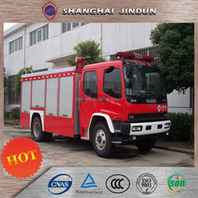 High Quality 4x2 Drive Fire Water Truck