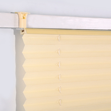 Cheapest Affordable Paper Folding Window Pleated Curtains for Office