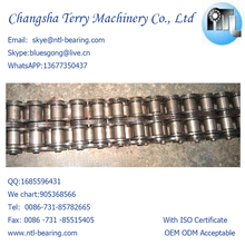 NTL Short Pitch Precision Roller Chains A Series 16A--2 Duplex Roller Chains and Bushing Chains