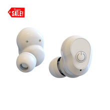 Latest <strong>Bluetooth</strong> 5.0 Mini in Ear Headphones 3D Stereo Sound, SweatProof Sports Earphones Headset, Microphone,Hand-Free Call