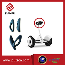 PU Hign elastic resilience fabric /Self skin foaming Armrest of NInebot Smart Balance Scooter