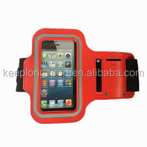 neoprene armband mobile phone case, wrist mobile phoe case
