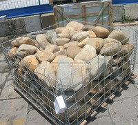 wholesale large river rock stone,landscaping stone