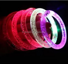Bottom price hot selling cheap sound activated led bracelet
