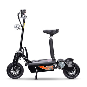 Small MOQ colorful 500w 800w 1000w foldable adults 36v electric scooter price china mini electric scooter