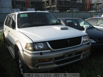 1996 MITSUBISHI Challenger /K97WG/ Used car From Japan / ( MI029601 )