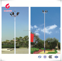 Factory direct electric lift LED high mast lights price list 150 - 400w lights and lightings
