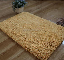 Factory new arrival brand chenille kitchen mat