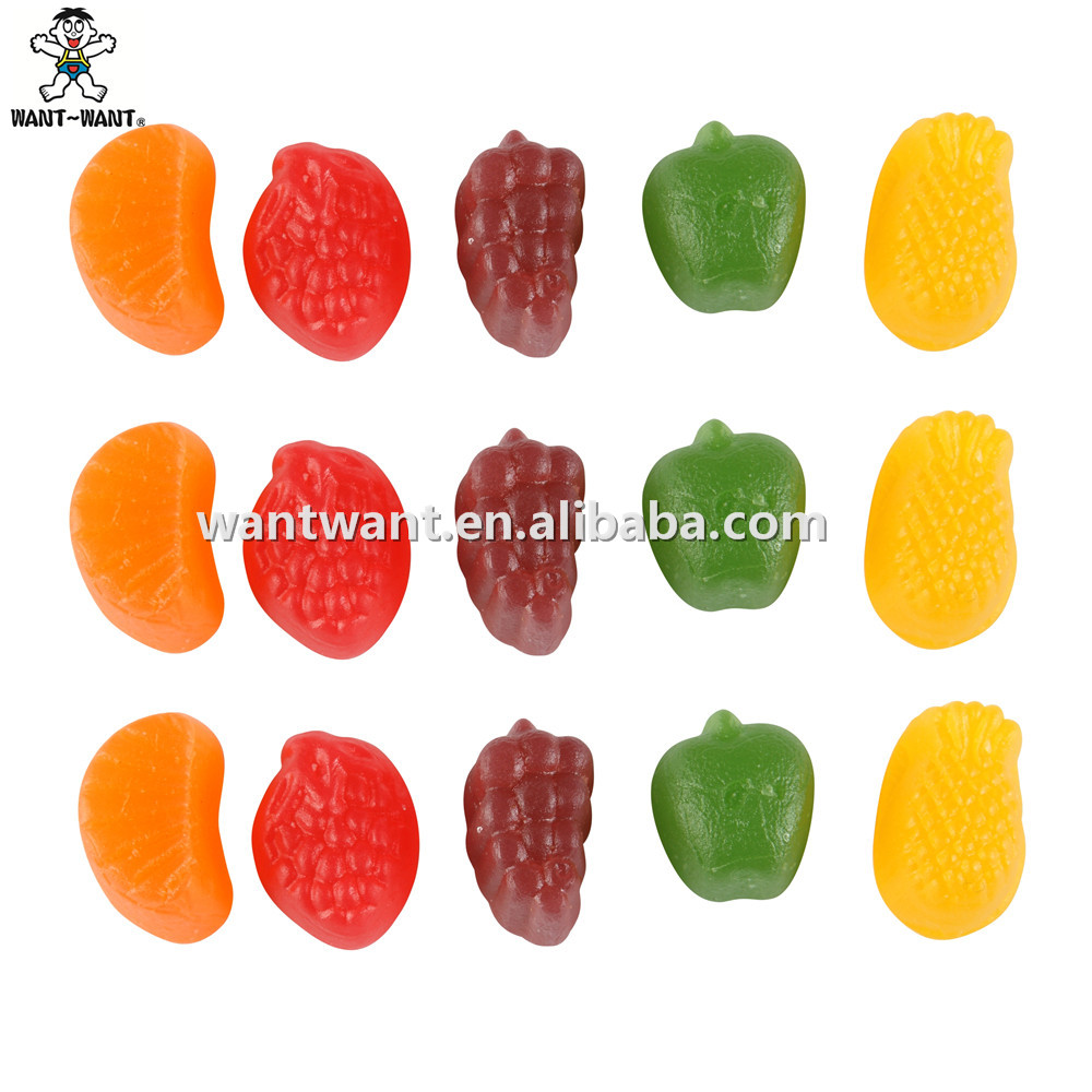 Bulk Fruit shaped Gummy Vitamin Gummy