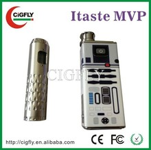 Latest top sale super quality e-cig itaste mvp mod watchcig electronic cigarette itaste mvp with 3 colors