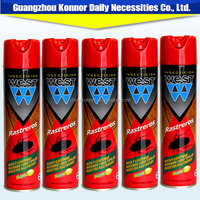600ml powerful indoor anti mosquito flies aerosol spray insecticide