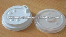 Automatic Plastic Cup Lids Thermforming Machine