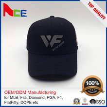 New Product Custom Embroidered Hip-Hop Snapback Hats Wholesale Baseball Cap No Logo