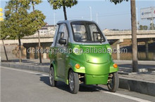 Tricycle electric trike for passenger with EEC certification