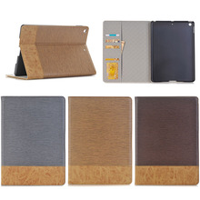 2017 hot selling luxury leather case protective covers for ipad 9.7