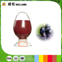 Edible grape skin extract grape skin red natural food color powder with nutrition strengthening effection