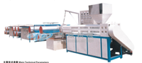 ZD-SPL HIGH-SPEED New Condition PP/PE Flat Yarn Extrusion Plastic Machine in China
