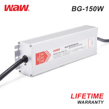 WODE Wenzhou Factory Mini 150W 12V Waterproof Ip67 Switch Power Supply Led Driver
