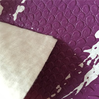 Many colors embossed crocodile bags pvc vinyl fabric