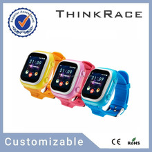 Hot sale gps tracker kids gps watch phone with Android and IOS apps Thinkrace PT529